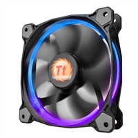 Thermaltake Riing 12 RGB LED 120mm Single Case Fan