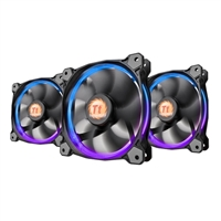 Thermaltake Riing 12 RGB LED 120mm Triple Pack