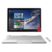 "Microsoft Surface Book 13.5"" 2-in-1 Laptop Computer - Silver"