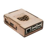 C4Labs DecaPi Slider for Raspberry Pi 2/2B - Wood