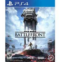 Electronic Arts Start Wars Battlefront (PS4)