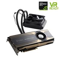 EVGA GeForce GTX 980 Ti Hybrid GAMING 6GB Video Card w/ All-In-One Cooling