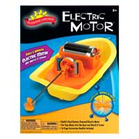 Scientific Explorer Electric Motor Mini Lab