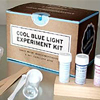 Copernicus Toys & Gifts Cool Blue Light Kit
