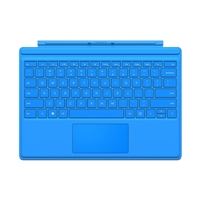 Microsoft Surface Pro 4 Type Cover - Bright Blue