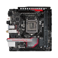 ASUS Z170 Maximus VIII Impact LGA 1151 mITX Intel Motherboard with USB Type-C