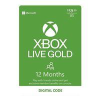 01 Communique Xbox Live 12 month