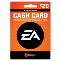 InComm EA Origin Cash $20