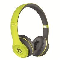 Beats by Dr. Dre Solo2 Wireless Headphones Active Collection - Shock Yellow