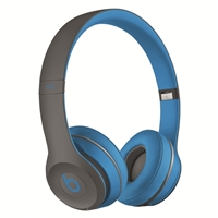 Beats by Dr. Dre Solo2 Wireless Headphones Active Collection - Flash Blue