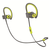 Beats by Dr. Dre Powerbeats2 Wireless In-Ear Headphones Active Collection - Shock Yellow