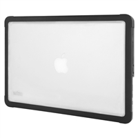 "STM dux Hard Shell Case for MacBook Air/Pro 13"" with Retina Display - Black"