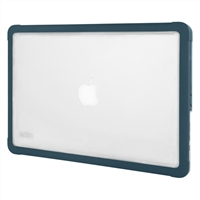 "STM dux Hard Shell Case for MacBook Air/Pro 13"" with Retina Display - Moroccan Blue"