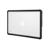"STM dux Case for MacBook Pro 15"" with Retina Display - Clear/Black"
