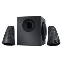 Logitech Z623 (Refurbished) 2.1 Channel Speaker System w/ Subwoofer
