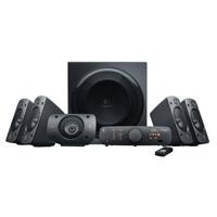 Logitech Z906 (Refurbished) 5.1 Channel Speaker System w/ Subwoofer