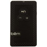 BEM Wireless HL2068 Wireless Bluetooth v3+EDR Hands Free Speakerphone - Black