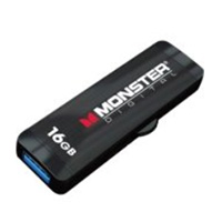 Monster Digital USBOT-0016-A 16GB Super Speed USB 3.0 OTG Advanced Series Drive