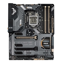 ASUS Z170 Mark1 TUF Series LGA 1151 ATX Intel Motherboard
