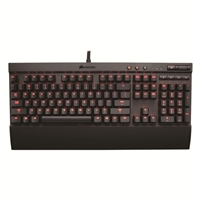 Corsair Gaming K70 Illuminated Mechanical Gaming Keyboard - Cherry MX Blue Switch