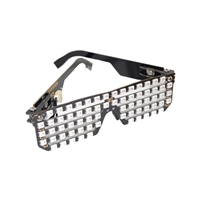 Macetech RGB Shades Kit - Arduino-Compatible LED Sunglasses