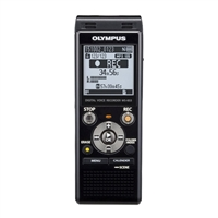 Olympus WS-853 Digital Voice Recorder - Black