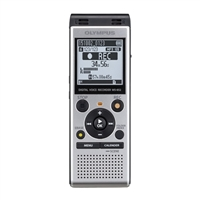 Olympus WS-852 Digital Voice Recorder - Silver