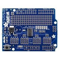Adafruit Industries 16-Channel 12-bit PWM/Servo Shield - I2C interface