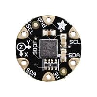 Adafruit Industries FLORA 9-DOF Accelerometer/Gyroscope/Magnetometer - v1.0