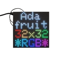 Adafruit Industries 32x32 RGB LED Matrix Panel - 6mm Pitch