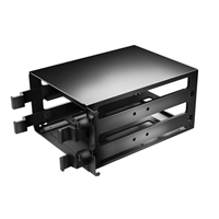 "Cooler Master 3.5"" 2-Bay Hard Drive Cage"
