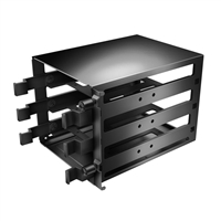 "Cooler Master 3.5"" 3-Bay Hard Drive Cage"
