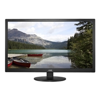 "AOC E2770SHE 27"" Full HD 60Hz VGA HDMI LED Monitor"