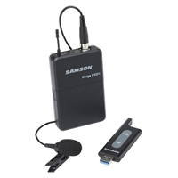 Samson Technologies Stage XPD1 Presentation Lavalier USB Digital Wireless System