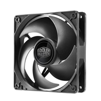 Cooler Master Silencio 120mm Black Computer Case Fan