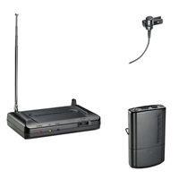 Audio Technica ATR7100L-T2 Wireless Lavalier Microphone