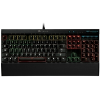 Corsair K70 RGB Mechanical Gaming Keyboard - Cherry MX Brown Switches