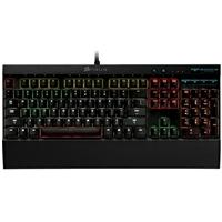 Corsair K70 RGB Mechanical Gaming Keyboard - Cherry MX Brown Switches