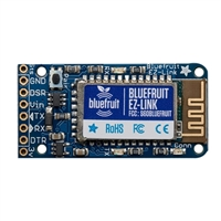 Adafruit Industries Bluefruit EZ-Link - Bluetooth Serial Link & Arduino Programmer - v1.3