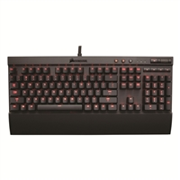 Corsair Vengeance K70 Mechanical Gaming Keyboard - Cherry MX Red