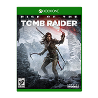 Microsoft Rise of the Tomb Raider (Xbox One) BluRay