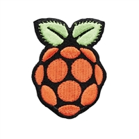 Adafruit Industries Skill Badge Iron on patch for Raspberry Pi