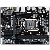 Photo - Gigabyte GA-H110M-A LGA 1151 mATX Motherboard