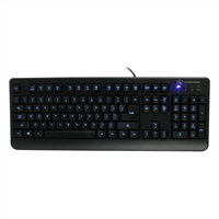 IOGear Kaliber Gaming IKON Illuminated Gaming Keyboard