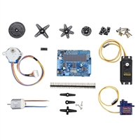 Adafruit Industries Motor party add-on pack for Arduino