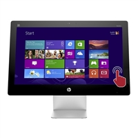 "HP Pavilion 22-a014 21.5"" Touchscreen All-in-One Desktop Computer Refurbished"