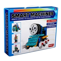 Brain Crunch Toys Smart Machines – Blue Edition