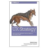 O'Reilly UX Strategy