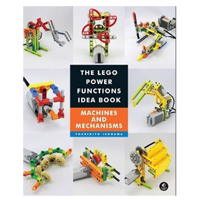 No Starch Press LEGO Power Functions Idea Book, Vol. 1