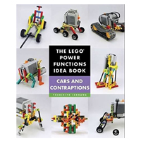 No Starch Press The LEGO Power Functions Idea Book, Vol. 2: Cars and Contraptions
